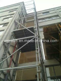 Warehouse Used Goods Lifting Cage Lift Cargo Elevator (SJD)