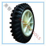 고품질 단단한 타이어; 13X3 농업 차량 바퀴; 장난감 바퀴