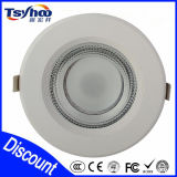 IP44 T-30 LEDの天井Light Dimmable Aluminum COB LED Downlight