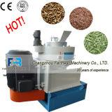 Shell del coco de la granulación del combustible biológico que recicla la máquina