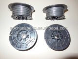 Le noir a recuit le Rebar attachant la bobine Wire-0.8mm&1.57mm d'ajustage de précision de machine