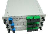 Splitter стекловолокна коробки ABS 1X32 FC APC