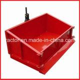 3-Point engate, portador do transporte da parte traseira do trator, caixa do transporte