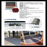 Antibeleg-Teppich-Einlage-Aluminiumlegierung-Eingangs-Matte