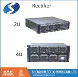 système du redresseur 220V pour le chargeur de batterie et le bloc d'alimentation de C.C