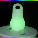 De LEIDENE Lamp van het Handvat steekt de Kleine Lamp van het Bed van de Schemerlamp Moderne aan