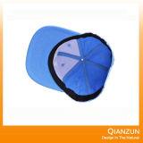 灰色5のパネル3Dの刺繍の急な回復の帽子