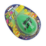 brinquedo grande creativo verde do Putty de salto 55g