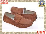 Chaussure en cuir occasionnelle de 2013 nouveaux hommes de modèle (SD8150)