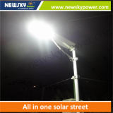 One에 있는 높은 Lumen Outdoor Solar Cell Street Light All