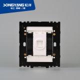 Пламя - retardant гнездо Tel пластмассы 1 PC