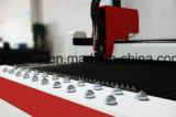 machine de découpage en aluminium de laser de fibre d'acier du carbone de l'acier inoxydable 1500W