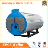 caldeira central do combustível Diesel da combustão da passagem favorável ao meio ambiente da câmara de ar de incêndio 3