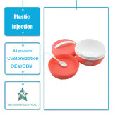 Casella di pranzo di plastica personalizzata del contenitore di alimento dello stampaggio ad iniezione degli articoli per la tavola di plastica dei prodotti