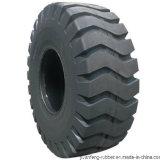 Neumático diagonal usado construcción 23.5-25 del neumático OTR de la excavadora E3