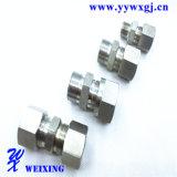 Encaixe de mangueira/peças/conetor/partes que cabem/adaptador da mangueira/encaixe hidráulico
