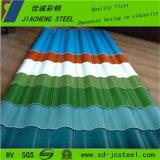 La Chine a bon marché coloré la bobine en acier galvanisée pour la feuille de Corregated