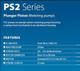 Het Doseren van het Merk van Seko de Serie van de Pomp PS2 voor de Behandeling van het Water RO