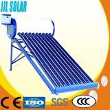 Tubo de vácuo compacto de aço inoxidável de pressão baixa / alta / não pressurizado Energia solar Sistema de aquecimento de água quente Colector Aquecedor de água (100L // 150L // 200L / 250L / 300L)
