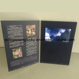 2017 Hot Sale Factory Supply Adertising Video Greeting Card