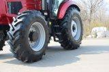 Trator de roda tractor 150HP Trator agrícola