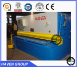 O tipo hidráulico do balanço de QC12Y Swing Beam Shearing Machine corta Cutting Machine