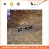 Étiquette bon marché professionnelle économique de PVC de plastique