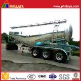 aanhangwagen van het Cement van Bulker van de Vrachtwagen van de Tanker van de Tank van het Poeder van 50cbm de Materiële Semi
