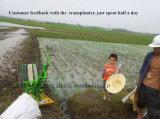 Transplanter риса 2 рядков ручной