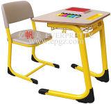 قاعة الدرس أثاث لازم [فيإكسبل] وحيد مكتب & كرسي تثبيت
