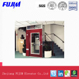 FUJI 2-5 별장 엘리베이터 홈 상승 Resiidential 엘리베이터