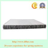 枕小型ゾーンのポケットコイルのマットレスが付いている上のメモリ泡のベッドのマットレス