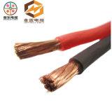 Casa flexível que prende o fio elétrico isolado PVC elétrico do cabo do cabo 450/750V Rvv