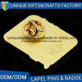 Alto distintivo del metallo di Quanlity per le vendite dirette