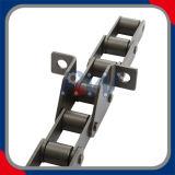 C печатает стальные аграрные цепи на машинке