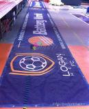 Bandiera di pubblicità durevole esterna del vinile del PVC della visualizzazione della stampa di colore completo