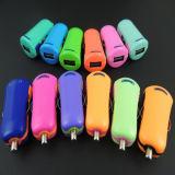 Mini chargeur ignifuge coloré de véhicule d'USB