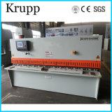 macchina di taglio idraulica di 4X2500mm con controllo di E21s
