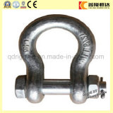 Us Type Safety Drop Forged Steel Lifting Chain D Shackle