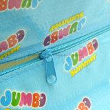 Выдвиженческий мешок таможни сплетенный PP с застежкой -молнией