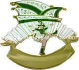 Medalha de Bepoken 3D para o presente do troféu
