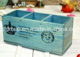 Contenitore di regalo di vetro di qualità superiore delle coperture del MDF di rivestimento