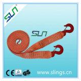 안전율 7:1 Sln 두 배 훅 및 세륨 GS를 가진 화물 결박