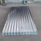 Strato d'acciaio ondulato caldo del tetto del materiale da costruzione di vendita (0.125-0.5mm) Dx51d