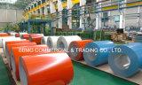 Качество цены по прейскуранту завода-изготовителя основное Prepainted гальванизированная стальная катушка /Pre-Painted катушки покрынная PPGL/PPGI/Color стальная