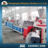 Pequeña máquina del estirador del perfil del PVC