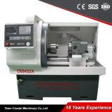 Tornos pequenos do CNC da máquina do torno para a venda (CK6432A)