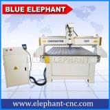 El mejor ranurador 1325, ranuradores del CNC de China del precio del CNC de la carpintería para la fabricación de la puerta de cabina
