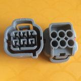 Conetor do sensor do oxigênio de Toyota 6p 2.2series para o chicote de fios automotriz do fio