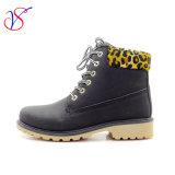 De nieuwe Schoenen van de Laarzen van het Werk van de Veiligheid van de Vrouwen van de Injectie van de Man Werkende (zwarte svwk-1609-001)
